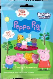 PEPPA PIG ΖΕΛΕΔΑΚΙ 120ΓΡ