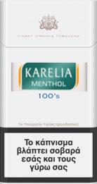 KARELIA MENTHOL 100'S