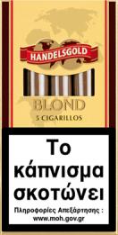 HANDELSGOLD BLONDE 5'S