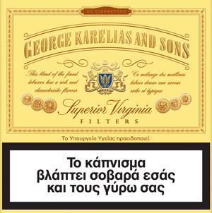 G.K.&S.SELECTED ΧΡΥΣΗ