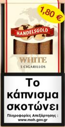 HANDELSGOLD WHITE 5'S