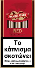 HANDELSGOLD RED 5'S