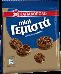 ΓΕΜΙΣΤΑ ΜΙΝΙ ΣΟΚΟΛΑΤΑ 90ΓΡ