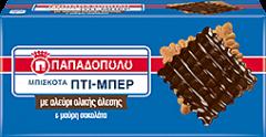ΠΤΙ ΜΠΕΡ ΟΛΙΚΗΣ ΣΟΚΟΛΑΤΑΣ 200ΓΡ
