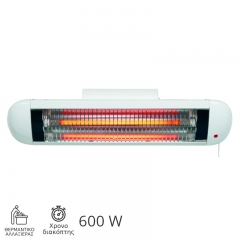 Olympia BS 50 Βρεφική θερμάστρα χαλαζία αλλαξιέρας αδιάβροχη με χρονοδιακόπτη 600 W