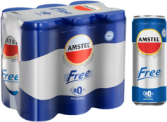 AMSTEL FREE 0% ΚΟΥΤΙ 330ML
