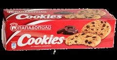 COOKIES ΣΟΚΟΛΑΤΑ ΚΟΚΚΙΝΟ 180ΓΡ