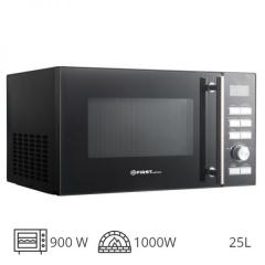 First Austria FA-5002-5 Inox φούρνος grill 1000 W & μικροκυμάτων 900 W – 25 L