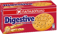 DIGESTIVE ΚΟΚΚΙΝΟ 250ΓΡ
