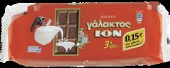 ΙΟΝ ΓΑΛΑΚΤΟΣ 100ΓΡ (3ΑΔΑ -0,15€)