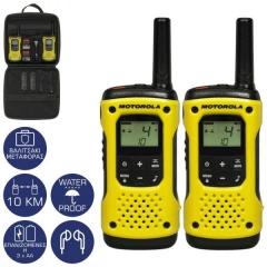 Motorola TLKR T92 H2O Αδιάβροχο Walkie Talkie 10 km