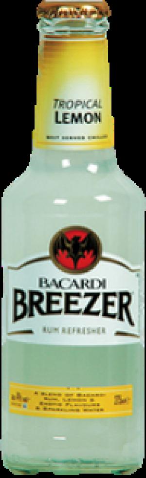BACARDI BREEZER ΛΕΜΟΝΙ 275ML