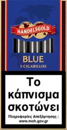 HANDELSGOLD BLUE 5'S