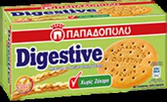 DIGESTIVE ΠΡΑΣΙΝΟ Χ.Ζ. 250ΓΡ