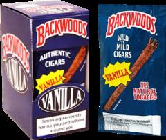 BACKWOODS BLUE 5'S
