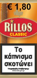 RILLOS CLASSIC 5'S