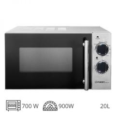 First Austria FA-5002-4 Inox φούρνος grill 900 W & μικροκυμάτων 700 W – 20 L