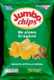 JUMBO ΡΙΓΑΝΗ Χ. ΓΛ. 130ΓΡ (1€)