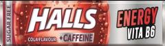 HALLS ENERGY VITA B6 COLA