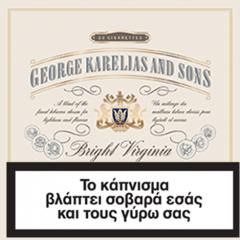 G.K.&S.SELECTED BRIGHT VIRGINIA