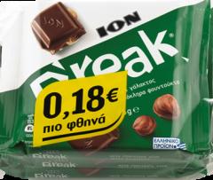 ΙΟΝ BREAK ΦΟΥΝΤΟΥΚΙ (3ΑΔΑ -0,18€)