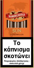 HANDELSGOLD SUN 5'S