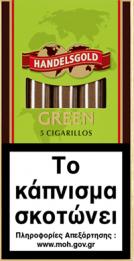 HANDELSGOLD GREEN  5'S