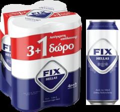 FIX ΜΠΥΡΑ ΚΟΥΤΙ 500ML