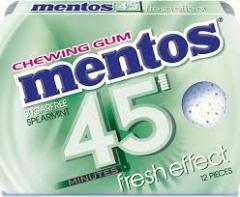 MENTOS 45` ΔΥΟΣΜΟΣ 12ΤΜ