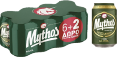 ΜΥΘΟΣ ΜΠΥΡΑ ΚΟΥΤΙ 330ML