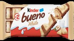 KINDER BUENO WHITE 39GR