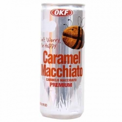 OKF CARAMEL MACCHIATO 240ML