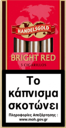 HANDELSGOLD BRICHT RED 5'S