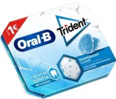 TRIDENT ORAL B ΜΕΝΤΑ 12ΤΜ