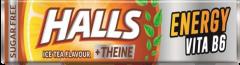 HALLS ENERGY VITA B6 ΛΕΜΟΝΙ