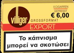 VILLIGER EXPORT 5΄S